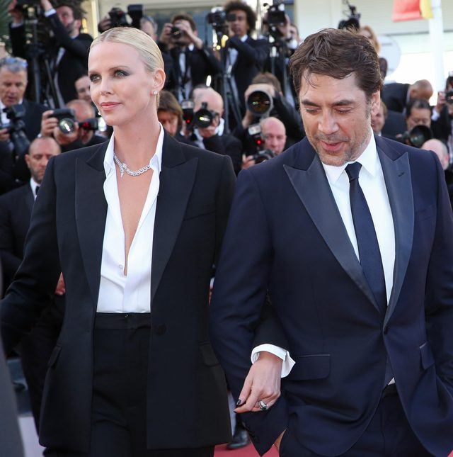 Rok temu Charlize Theron i Sean Penn byli razem w Cannes (FOTO)
