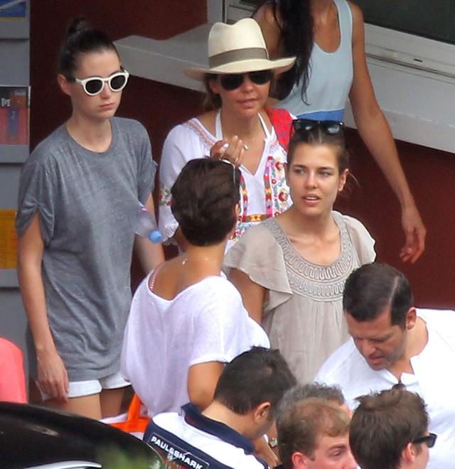 Księżniczka Monako Caroline Casiraghi jest w ciąży