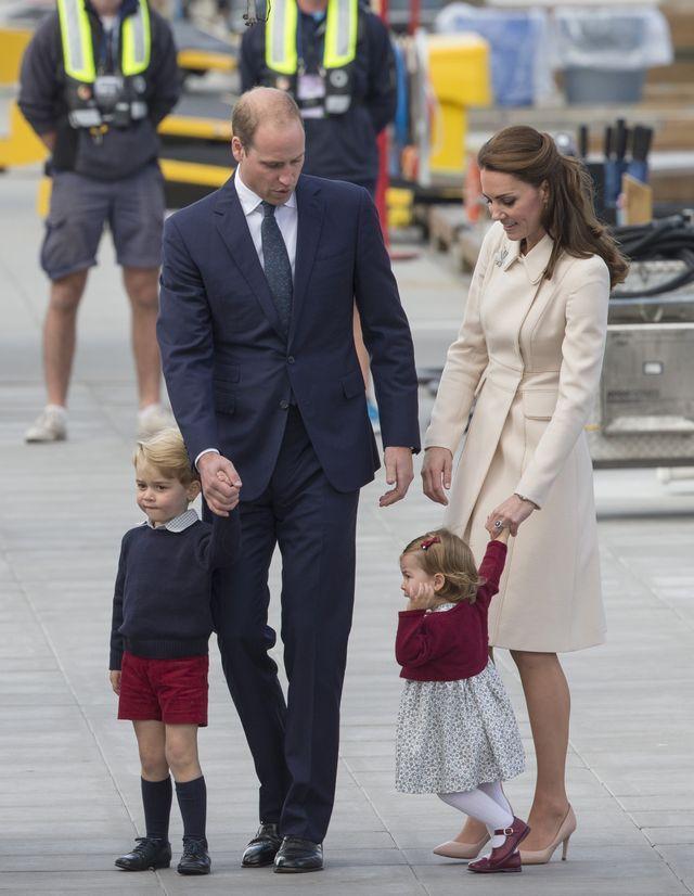 Księżna Kate martwi się o dwuletnią córkę