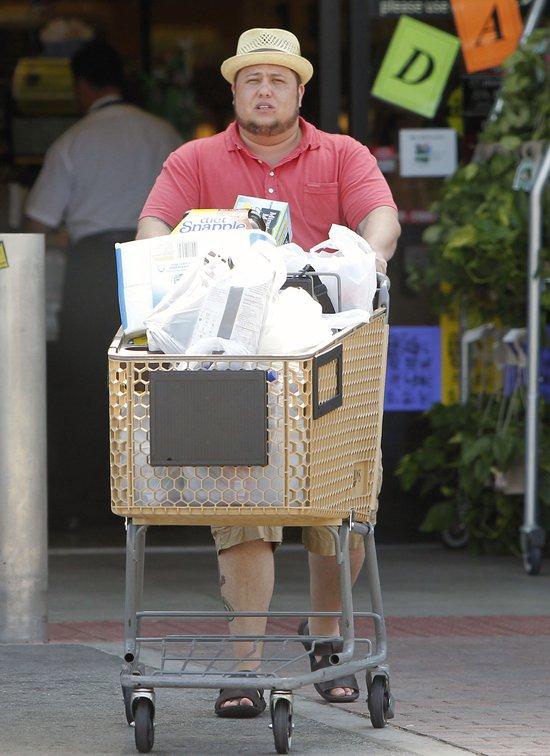 Chaz Bono chce si� odchudza� z Weight Watchers