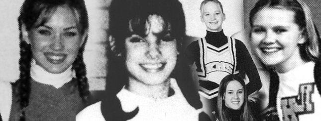Gwiazdy, które kiedyś były cheerleaderkami