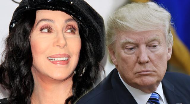 Cher kpi z wizyty Donalda Trumpa w Polsce i… obraża Polaków!