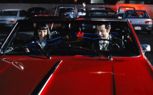 Tarantino odzyskał skradziony 19 lat temu samochód
