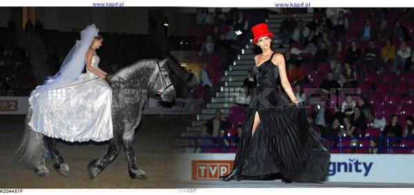 Moda i konie