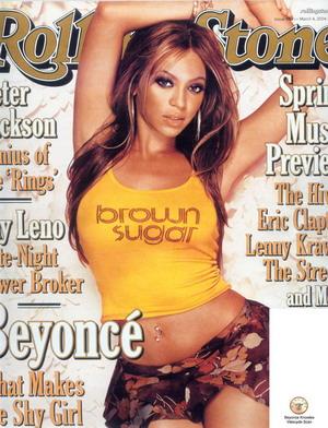 Beyonce, Jay-Z i Tyra razem