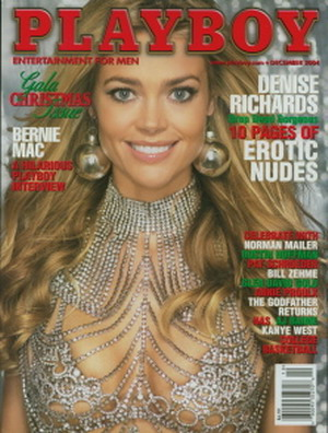 Denise Richards rzuciła Samborę