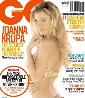 Joanna Krupa najseksowniejsza
