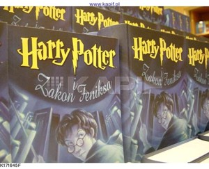 Harry Potter stracił niewinność