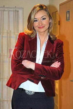 Wojciechowska w agencji towarzyskiej