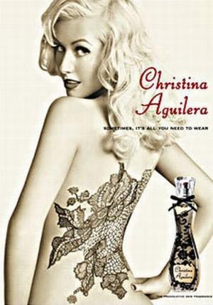 Aguilera w najnowszej reklamie