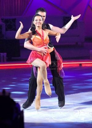 Gwiazdy tańczą na lodzie odc.2 (FOTO)