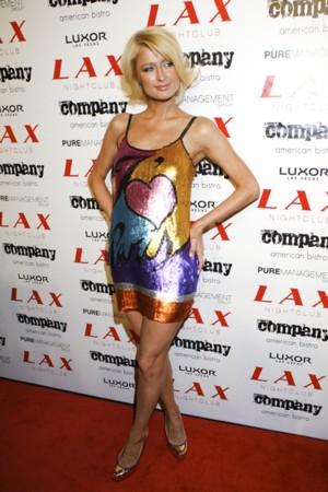 Paris Hilton kolorowa (FOTO)