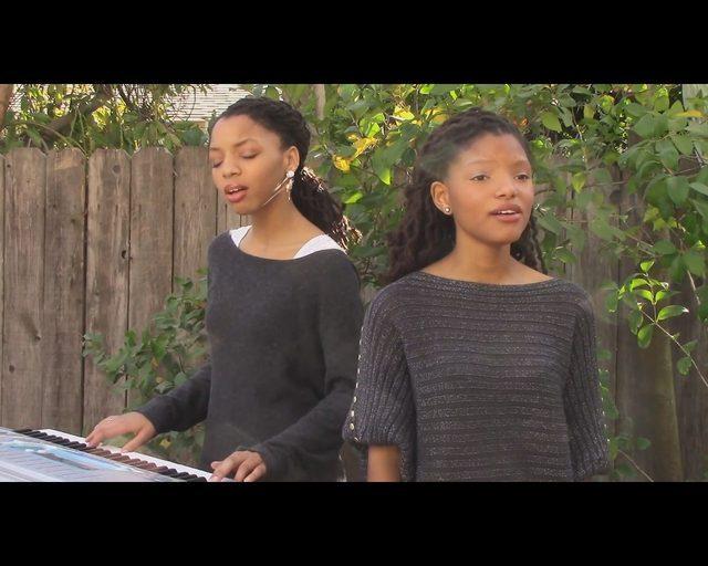 Chloe i Halle Bailey - następczynie Beyonce? [VIDEO]