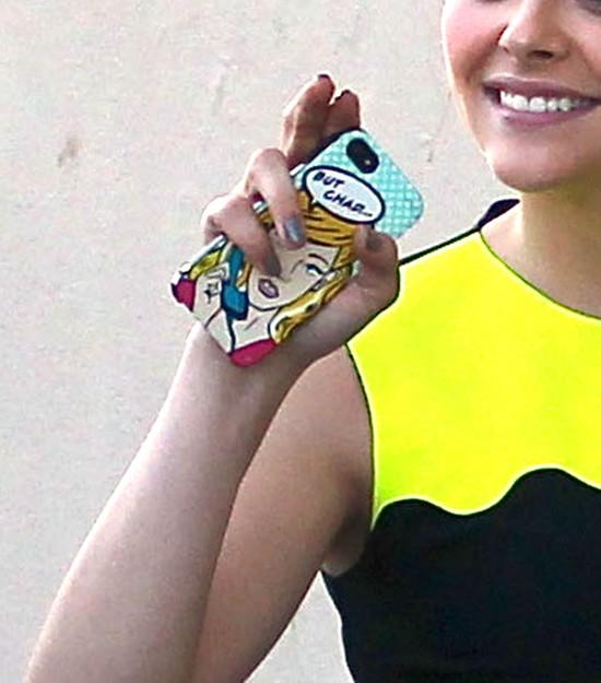 Chloe Grace Moretz przyty�a? (FOTO)