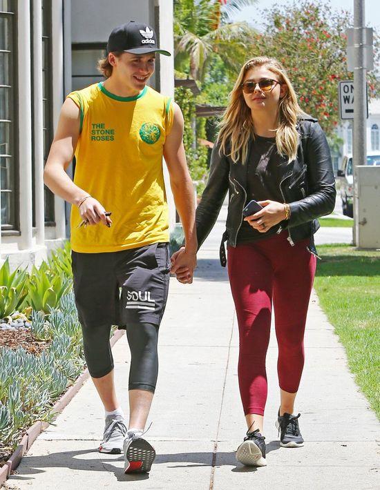 Chloe Moretz ju� dawno nie wygl�da�a tak... �le! Czy to wina Khloe Kardashian?