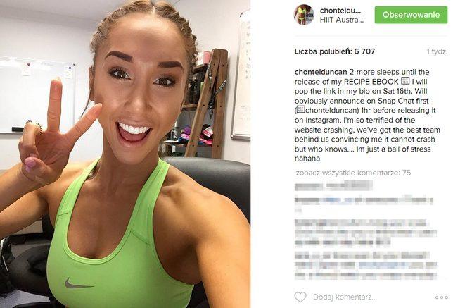 Nie uwierzycie, dlaczego napisał o niej Daily Mail (Instagram)