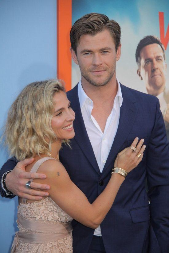 Chris Hemsworth drastycznie schudł (Instagram)