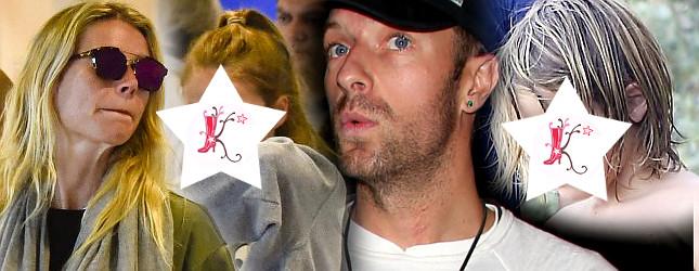 12-letnia córka Gwyneth Paltrow na scenie z ojcem, Chrisem Martinem (VIDEO)