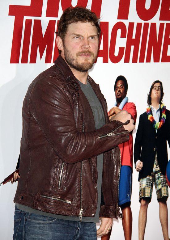 Chris Pratt - od przeciętniaka do przystojniaka (FOTO)