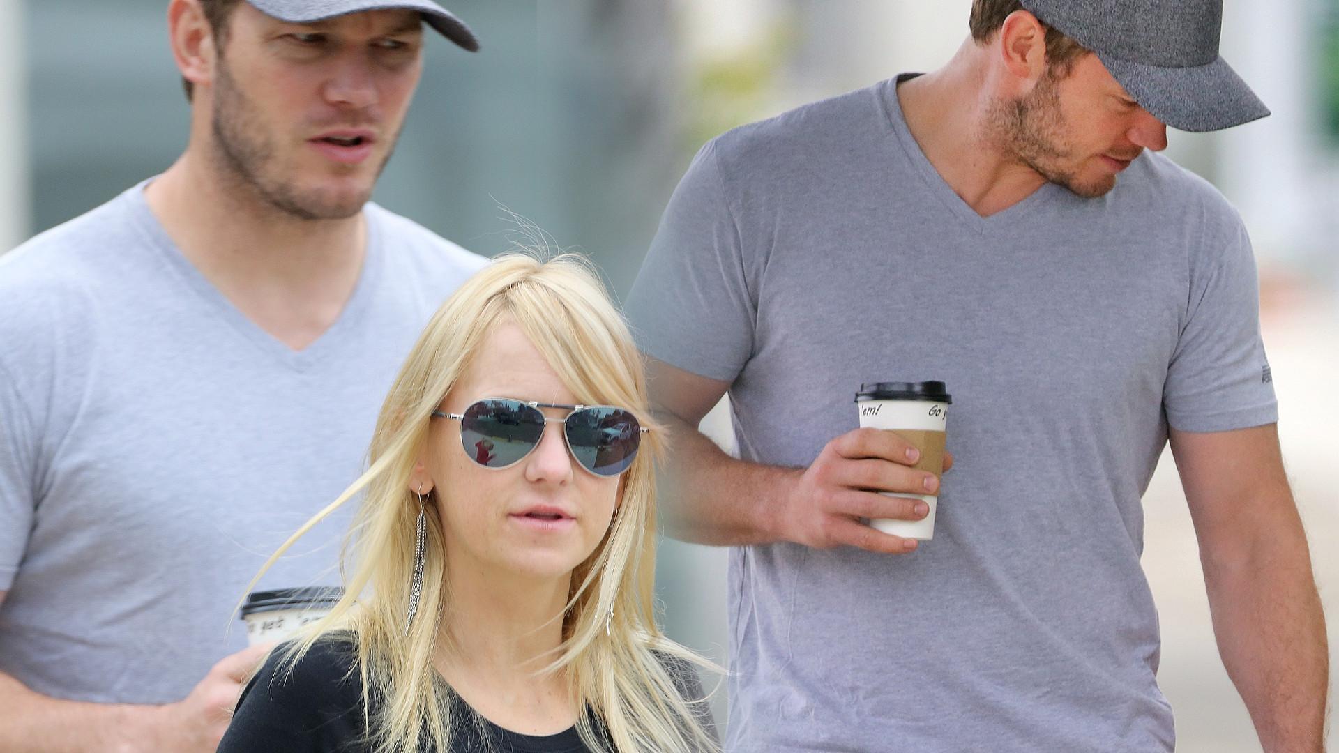 ROK po rozstaniu, Chris Pratt i Anna Faris znów widziani RAZEM (ZDJĘCIA)