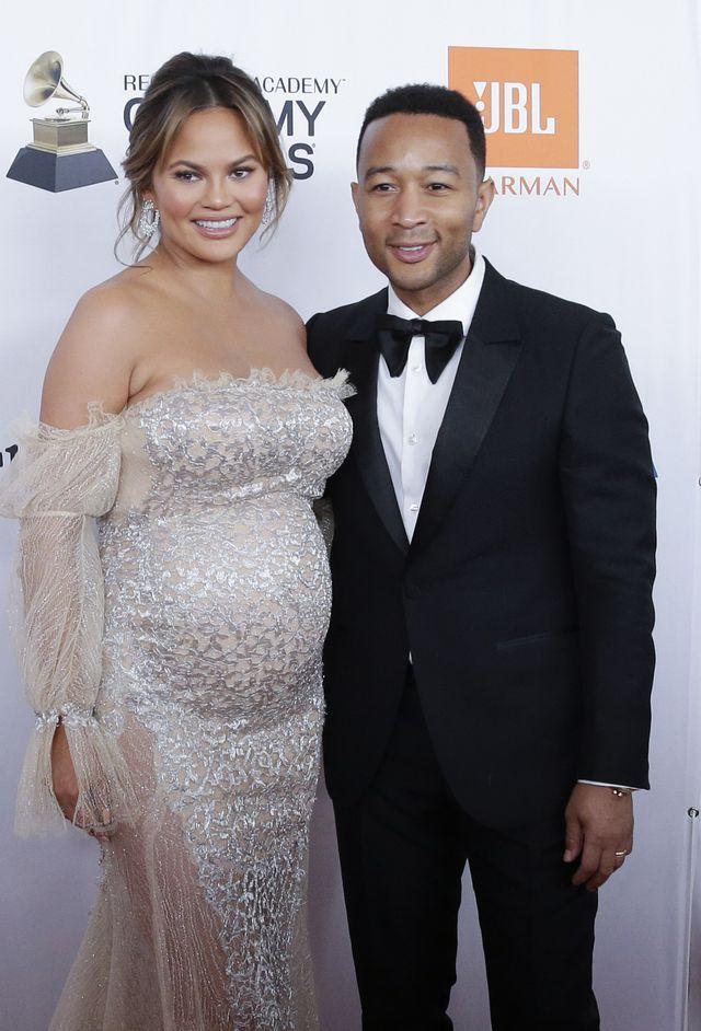 Chrissy Teigen martwi się wyglądem jednej części ciała podczas ciąży