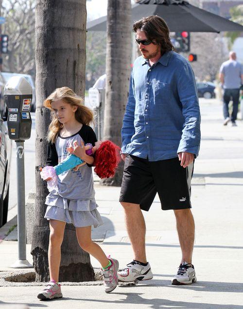 Czy Christian Bale trochę statusiał?