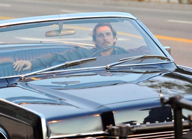 Christian Bale i Isabel Lucas na planie nowego filmu (FOTO)