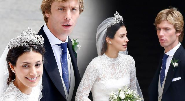 Bajkowy ślub księcia Christiana z Hanoweru i Alessandry de Osmy (ZDJĘCIA)