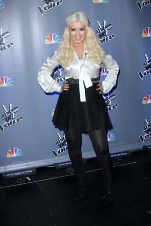 Christina Aguilera nie ma zamiaru się odchudzać