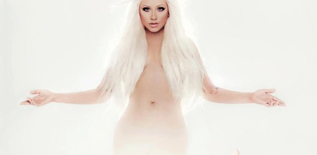 Aguilera pokazała okładkę albumu LOTUS (FOTO)
