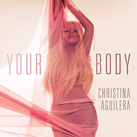 Naga Christina Aguilera na okładce singla (FOTO)