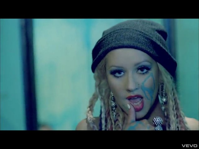 Wraca dawna Christina Aguilera [VIDEO]