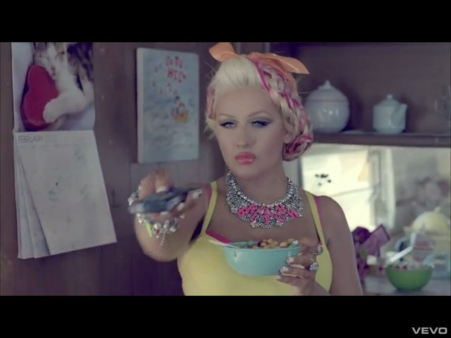 Wraca dawna Christina Aguilera [VIDEO]