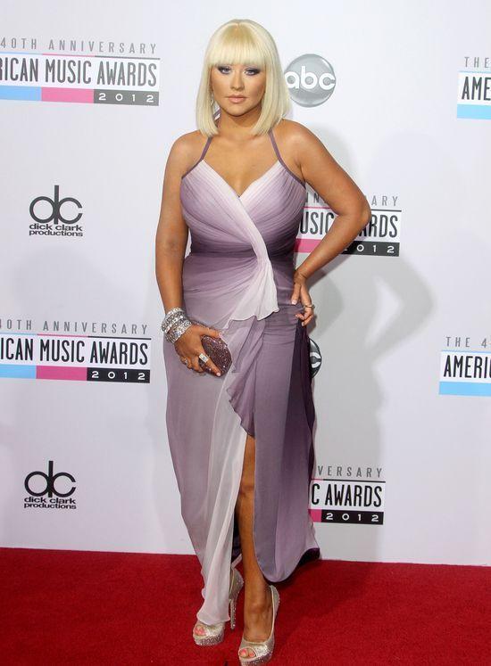 Christina Aguilera - ależ ona schudła! (VIDEO)