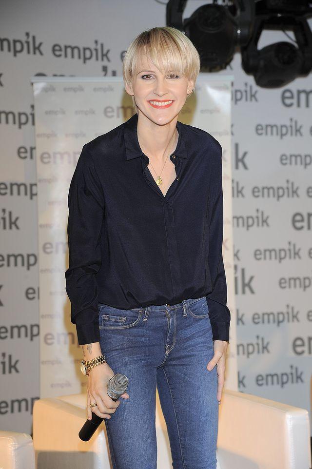 Czy Agnieszka Chylińska dobrze dobrała fryzurę? (FOTO)