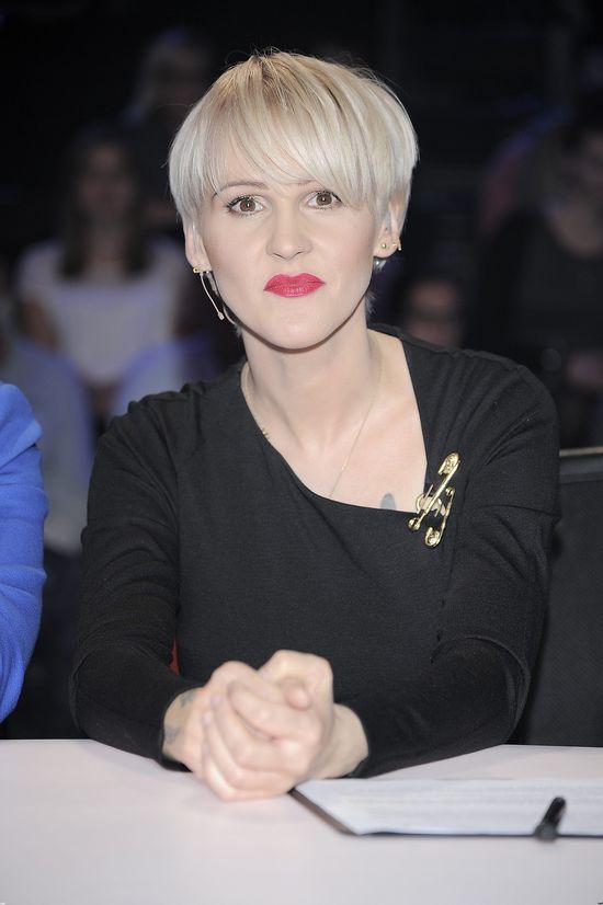 Agnieszka Chylińska ma krótkie włosy! (FOTO)