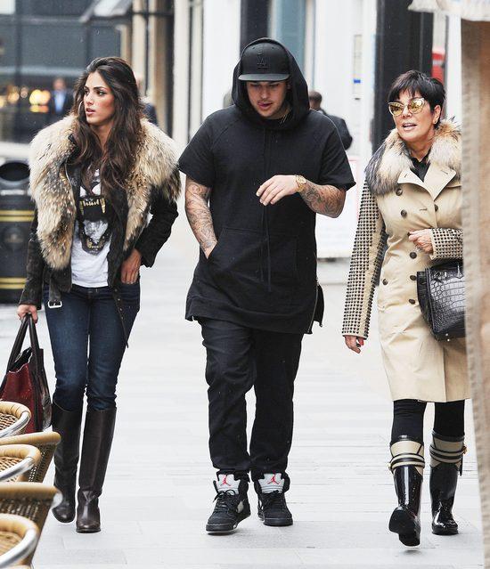 Blac Chyna i Rob Kardashian chcą nagrać seks taśmę
