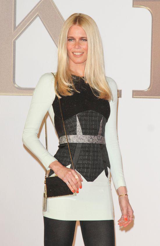 Jak dziś wygląda Claudia Schiffer? (FOTO)