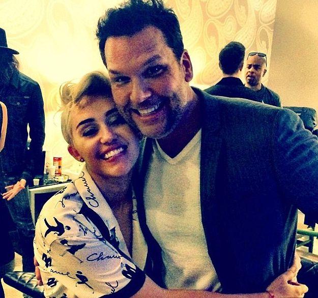 Miley Cyrus ma nowego chłopaka (FOTO)