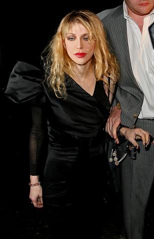 Courtney Love była namawiana do aborcji