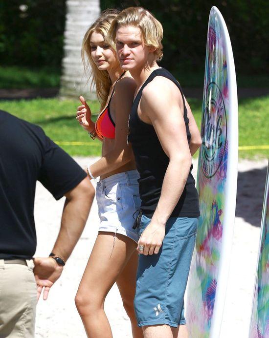 Były chłopak Kylie Jenner teraz spotyka się z gorącą modelką