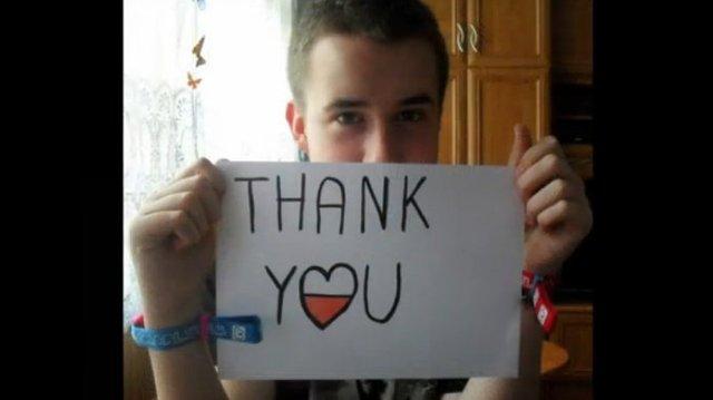 Coldplay docenił polskich fanów (FOTO)
