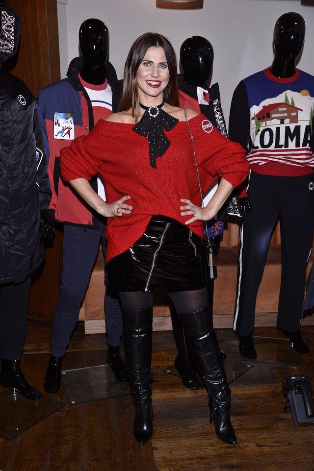 Kaczoruk, Krupińska, Marchel na imprezie sportowej marki (ZDJĘCIA)