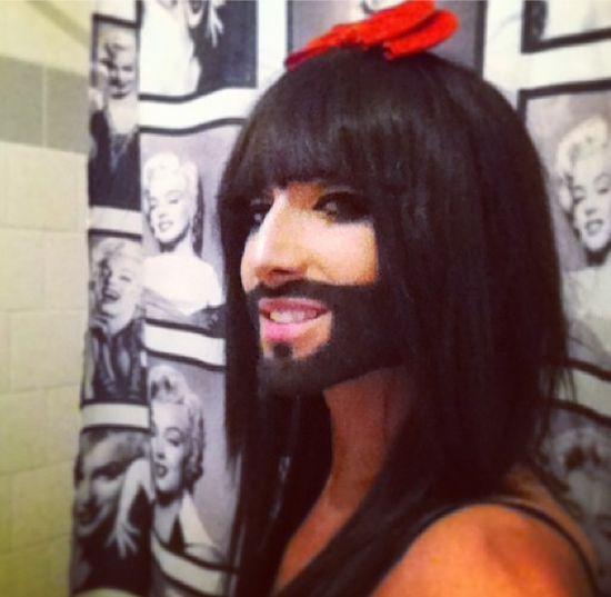 Jak wygląda dieta Conchity Kiełbasy? (FOTO)