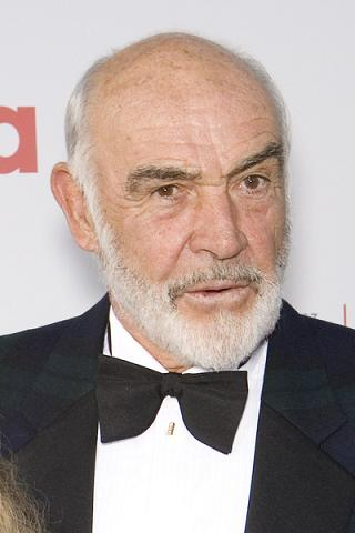 Sean Connery w szpitalu