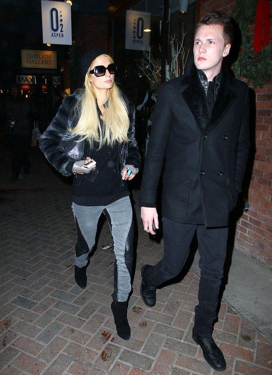 Brat Paris Hilton by� w klinice odwykowej