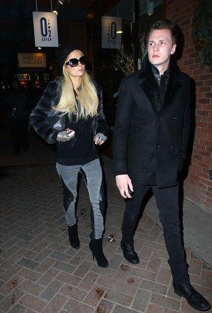 Brat Paris Hilton był w klinice odwykowej