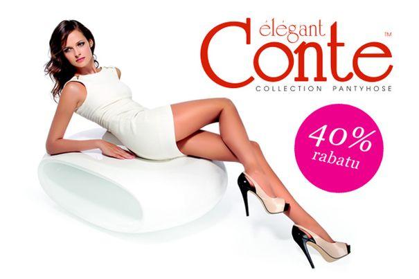 Rajstopy Conte – prosto z bajki…