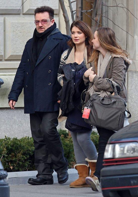 Eve Hewson, córka Bono, zaczyna karierę (FOTO)