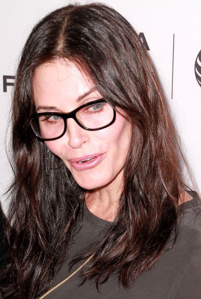 Courtney Cox rozmawiała z Angeliną Jolie jak ze ŚMIECIEM?